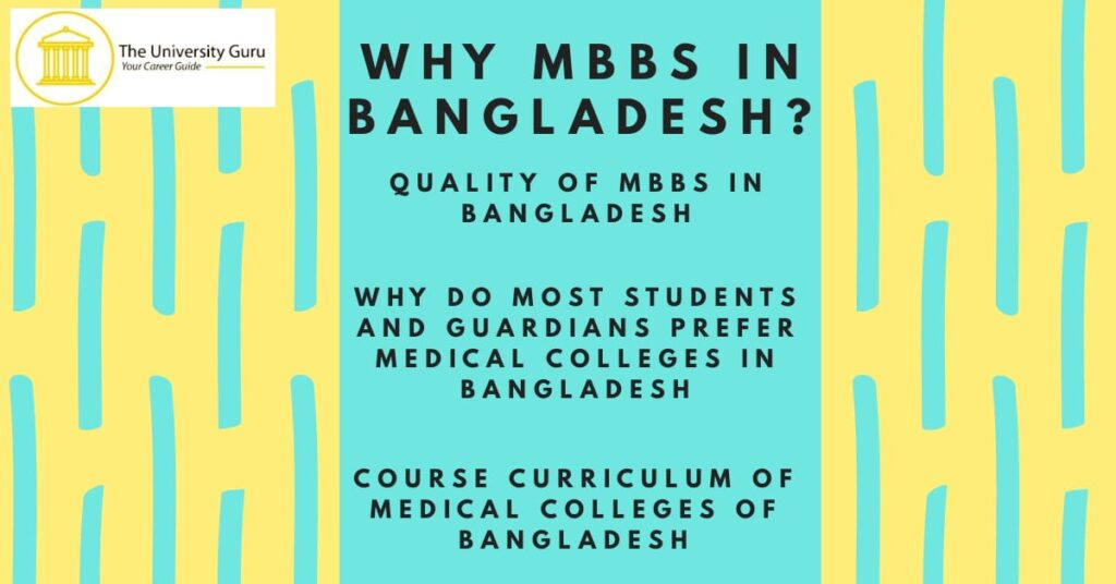 Why Choose MBBS In Bangladesh